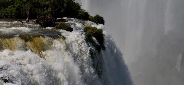 Världens vackraste vattenfall   Iguazu